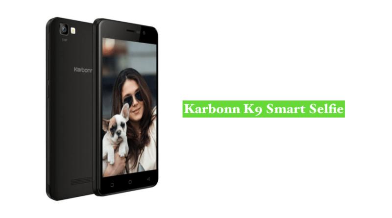 karbonn k9 smart selfie