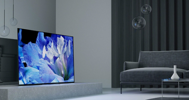 BRAVIA X900F and A8F 4K HDR OLED TV series