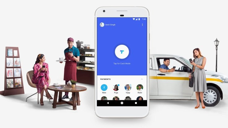 Google Tez payments app chat feature