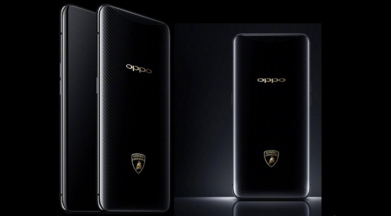 OPPO Find X Limited Lamborghini Edition