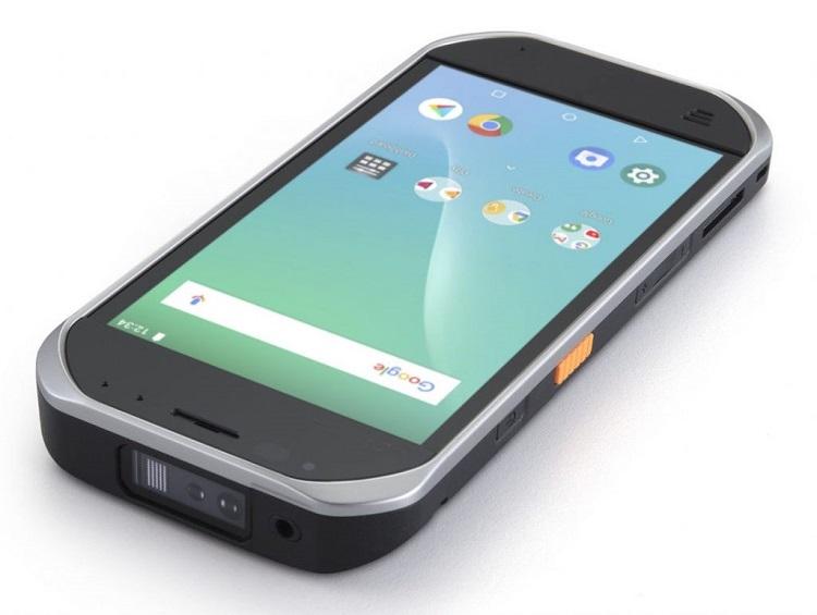 Panasonic Toughbook FZ-T1 rugged handheld smartphone