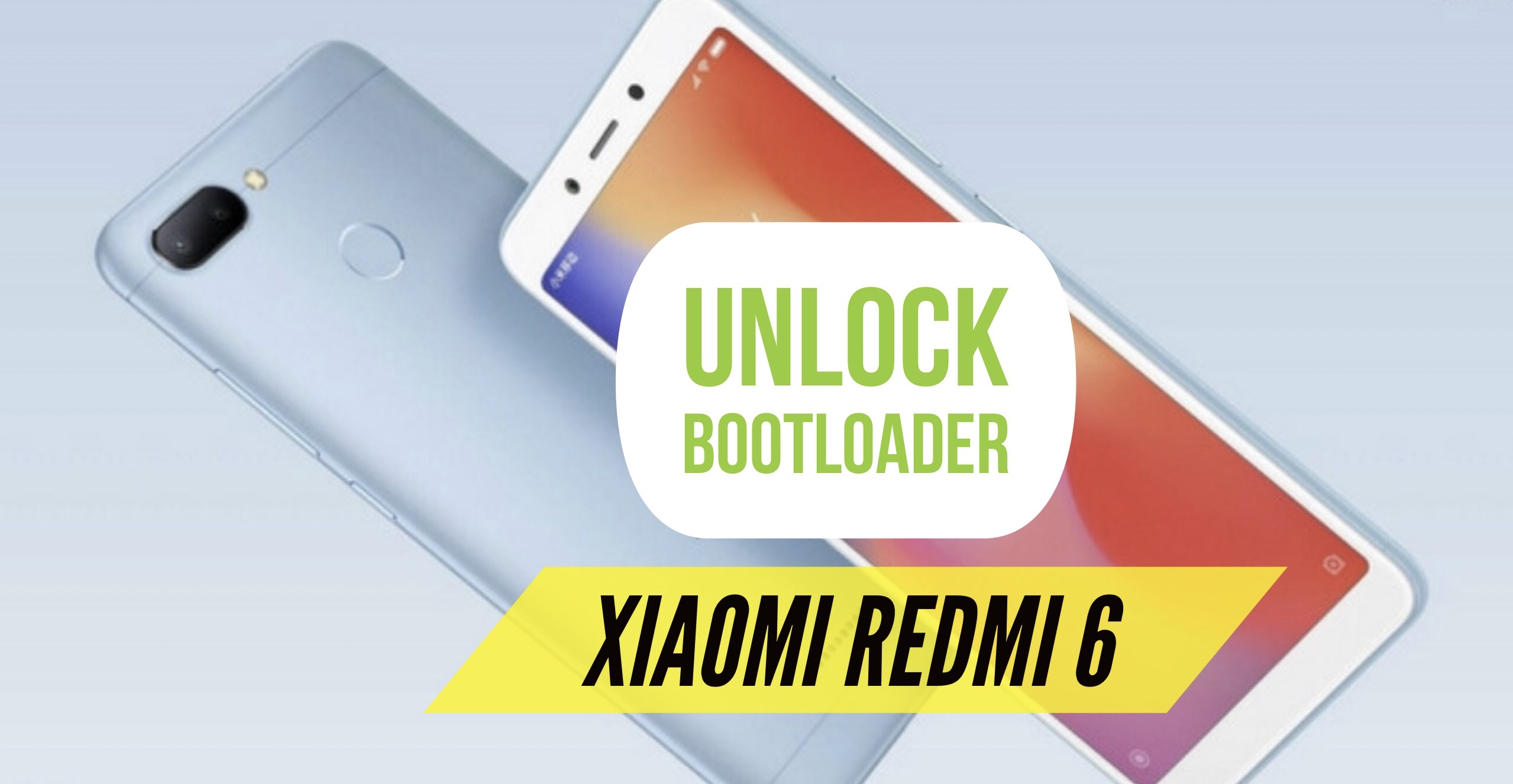 How to Unlock Bootloader on Xiaomi Redmi 6? MI Unlock TOOL!
