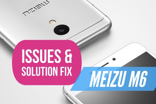Meizu M6 Heating Battery Lag Issue Solution Fix