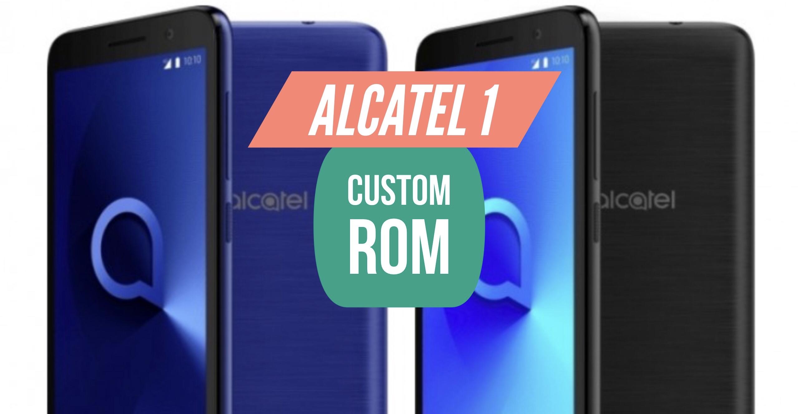 Alcatel Tetra Rom