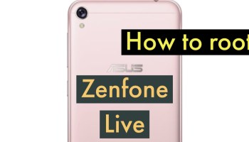 How to Unlock Bootloader on ASUS Zenfone LIVE (L1) ZA550KL? UNLOCK APK!