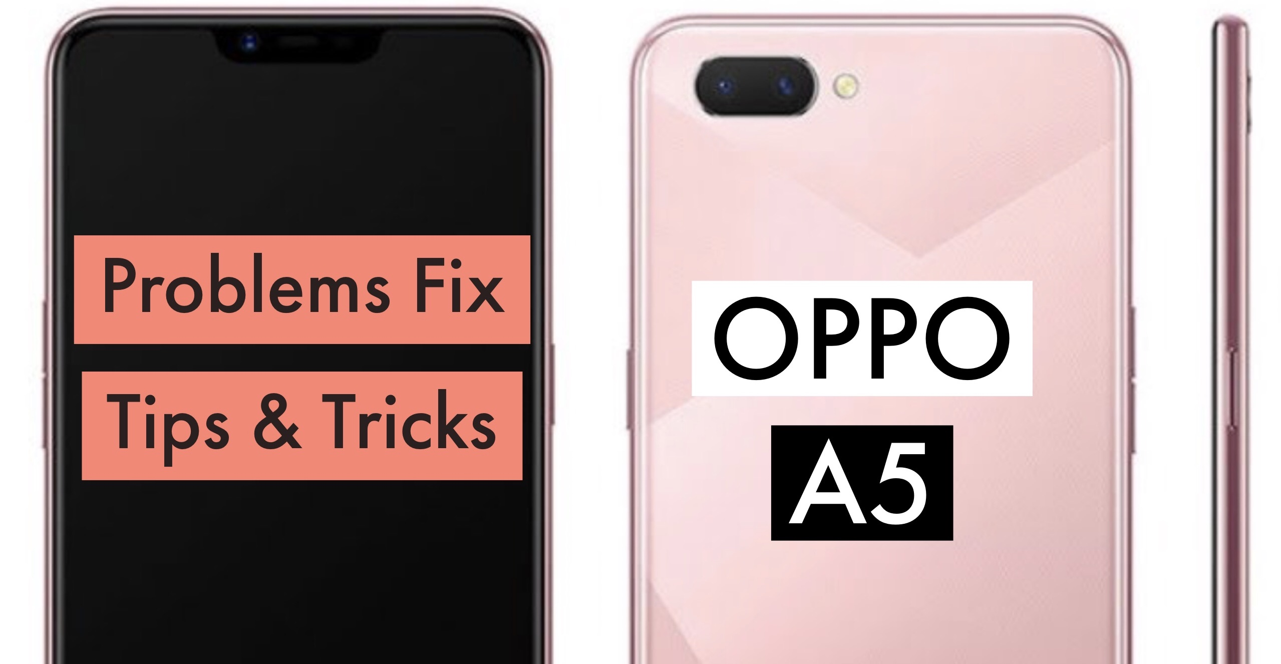 OPPO A5 Most Common Issues & Problems + Solution Fix: TIPS & TRICKS!