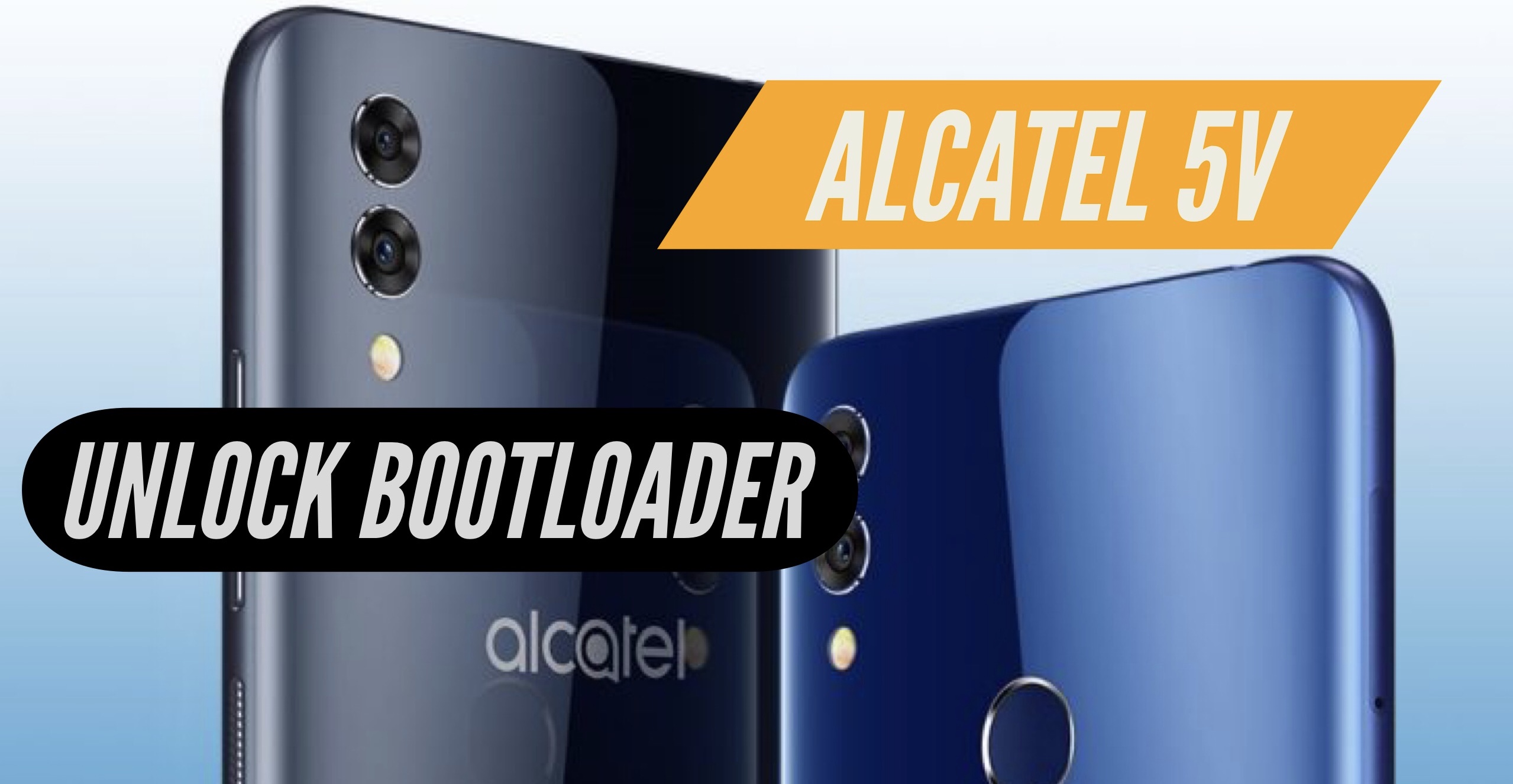Alcatel 5041c Unlocking