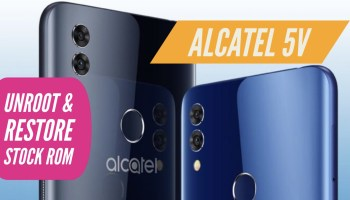 How to Install Custom ROM on Alcatel 1: CWM & TWRP