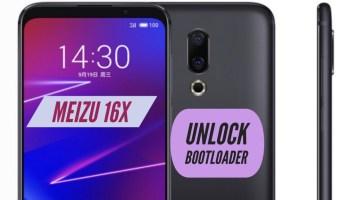 How to Unlock Bootloader on Meizu Note 8? OEM Unlocking!
