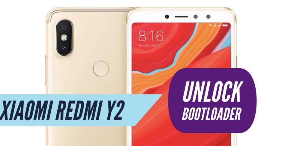 How to Unlock Bootloader on Xiaomi Redmi Y2? Mi Flash Unlock TOOL!