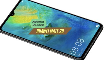 Huawei Mate 20 Pro Most Common Problems & Issues + Solution Fix!