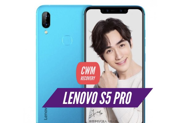CWM Lenovo S5 Pro