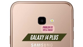 Galaxy J4 Issues & How to Fix Them: Solution