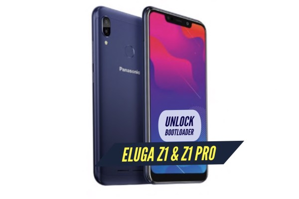 Unlock Bootloader Panasonic Eluga Z1 & Z1 Pro