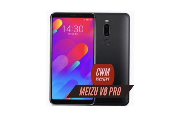CWM Meizu V8 Pro