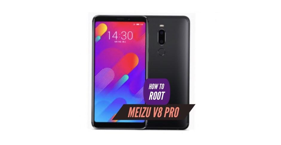 Root Meizu V8 Pro