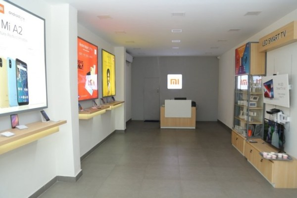 Xiaomi 500 Stores World Record