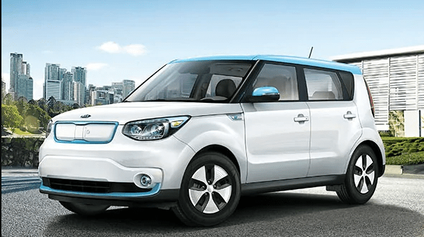 Kia Electric Soul SUV 2020