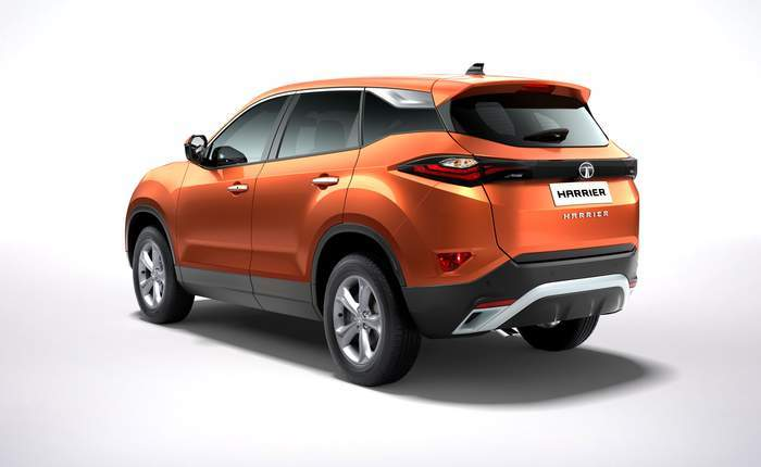 TATA Harrier Launch Details