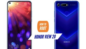 How to Install TWRP Recovery on Honor View 20? - Official