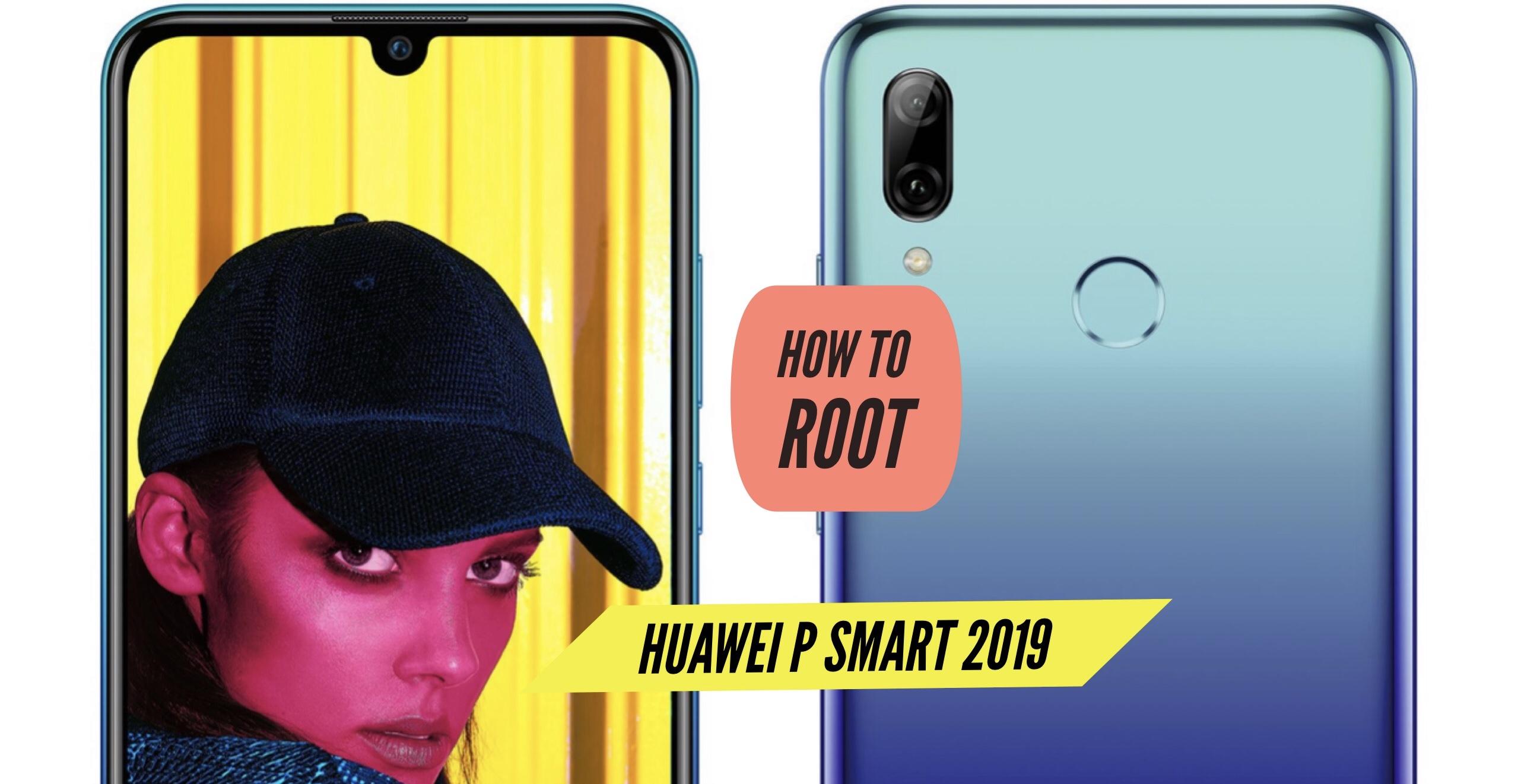 How to Root Huawei P Smart (2019) via SuperSU & Magisk + More!