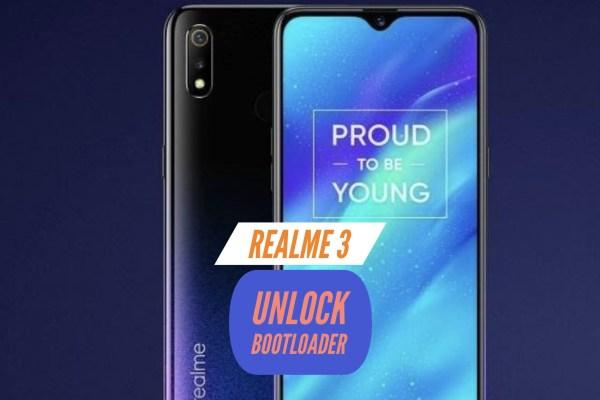 Unlock Bootloader Realme 3