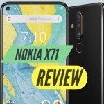 Nokia X71 Review