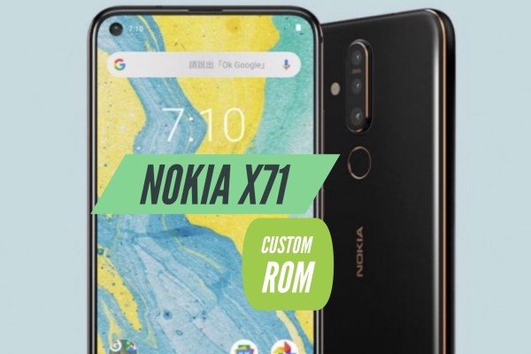 Nokia X71 Custom ROM