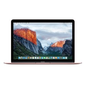 "MacBook Early 2015 Core M 1.1 12"" A1534 for sale in excellent condition."
