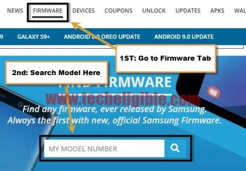 Download Galaxy S8 Firmware