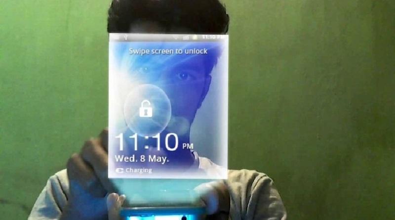 Samsung patenteia smartphone de imagem holográfica 3D