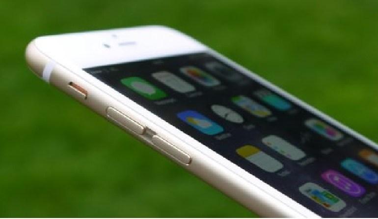 indicador de bateria iPhone 6s