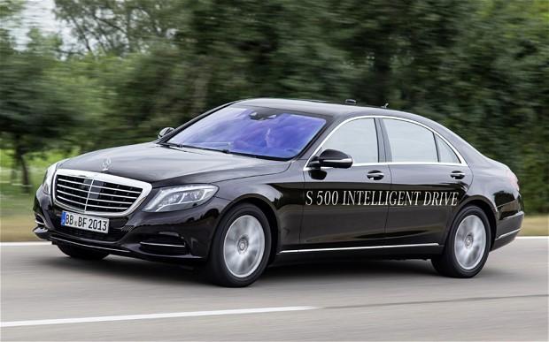 Daimler mercedes-benz class s