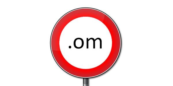 """Cuidado com o novo ataque malware """".om"""""""