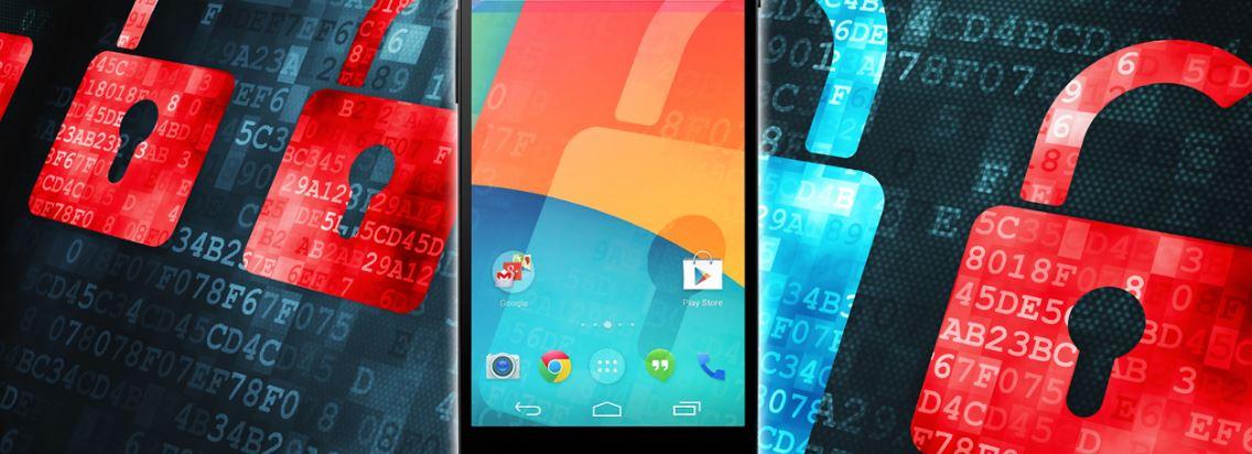Como encriptar o seu Android?
