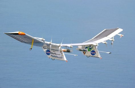 Pathfinder_Plus_solar_aircraft_over_Hawaii