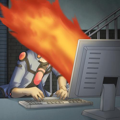 computador-a-arder