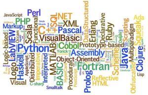 As 9 linguagens de programação da moda