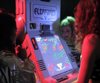flippaper machine