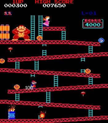 Mario era inicialmente Jumpman