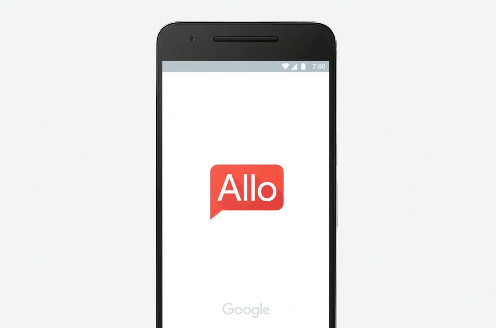 Allo: O WhatsApp da Google