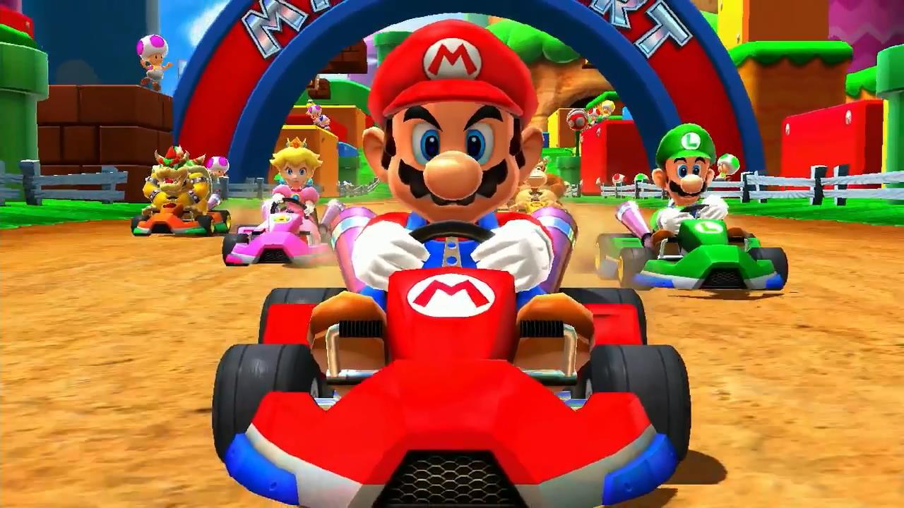 Estudantes criam Mario Kart na realidade