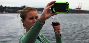 Selfie-takers: pensam que são mais bonitos do que a realidade