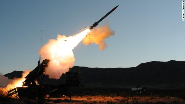 Falha Software Patriot Missile