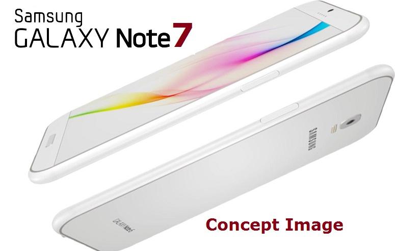 Samsung Galaxy Note 7 está no Antutu