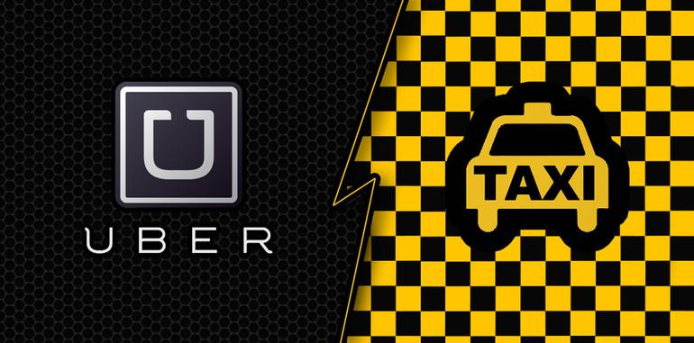 Manifestação dos taxistas levou Uber ao topo da App Store