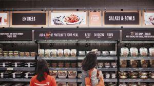 Amazon Go: Faça as suas compras e não espere numa fila para pagar