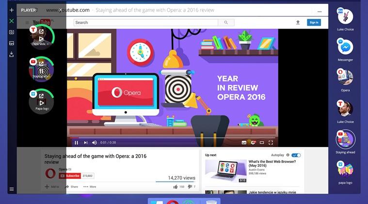 Opera Neon: Venha conhecer este browser conceptual para Mac & Windows!