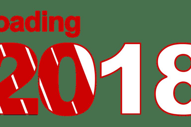 Feliz ano de 2018 para todos