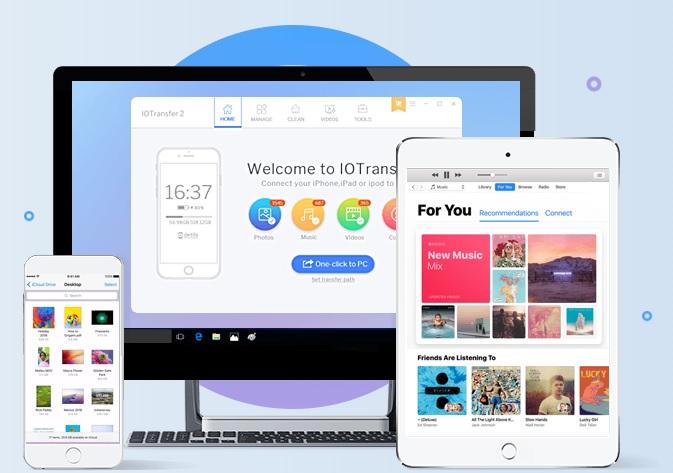 Licença IOTransfer 2 Uma alternativa para gerir o seu iPhone ou iPad